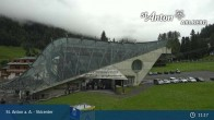 Archived image Webcam Base Station Galzigbahn 05:00