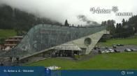 Archived image Webcam Base Station Galzigbahn 07:00