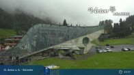 Archived image Webcam Base Station Galzigbahn 09:00