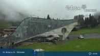Archived image Webcam Base Station Galzigbahn 13:00