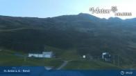 Archived image Webcam Mountain Restaurant Rendl - St. Anton 03:00