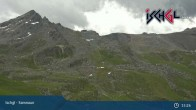 Archived image Webcam Pardatschgrat (2.624m) 09:00