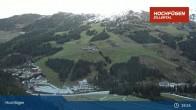 Archived image Webcam View Klausboden Hochfügen 19:00