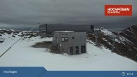 Archived image Webcam Top Station Chair Lift Waidoffen 19:00