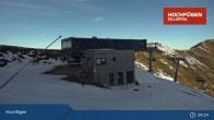 Archived image Webcam Top Station Chair Lift Waidoffen 03:00