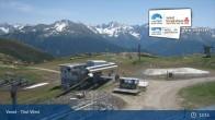 Archiv Foto Webcam Bergstation Venetbahn in Landeck 05:00