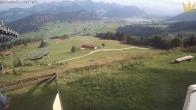 Archiv Foto Webcam Zahmer Kaiser am Walchsee: Bergstation 04:00