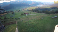 Archiv Foto Webcam Zahmer Kaiser am Walchsee: Bergstation 12:00