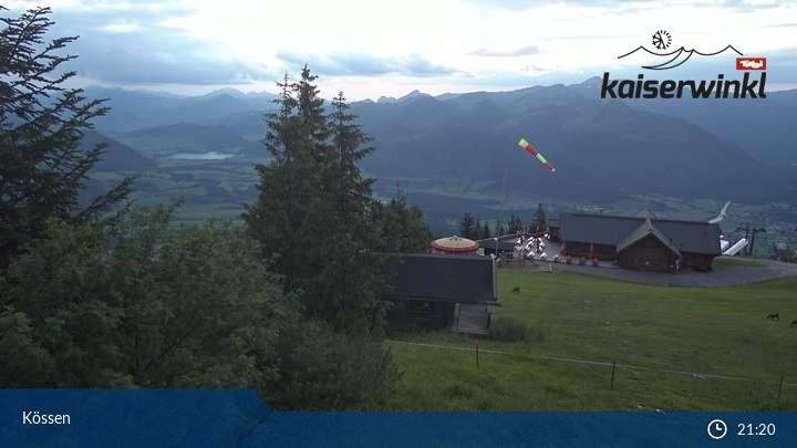Webcam Kössen