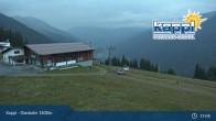 Archived image Webcam DIAS-Bahn Top Station, Kappl 21:00