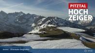Archived image Webcam Jerzens - Zirbenbahn Bergstation 01:00