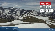 Archived image Webcam Jerzens - Zirbenbahn Bergstation 05:00