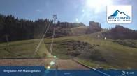 Archiv Foto Webcam Kaprun: Blick von der Bergstation Maiskogelbahn 09:00