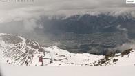 Archiv Foto Webcam Glungezer (Tuxer Alpen) 10:00