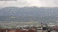 Archiv Foto Webcam Bergblick auf den Glungezer 10:00