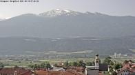 Archiv Foto Webcam Bergblick auf den Glungezer 07:00