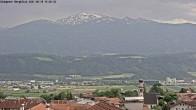 Archiv Foto Webcam Bergblick auf den Glungezer 15:00