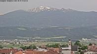 Archiv Foto Webcam Bergblick auf den Glungezer 19:00