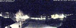 Archived image Webcam Hotel Wildanger - Zöblen 20:00