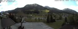 Archived image Webcam Hotel Wildanger - Zöblen 08:00