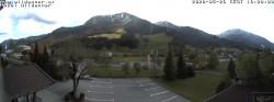 Archived image Webcam Hotel Wildanger - Zöblen 10:00