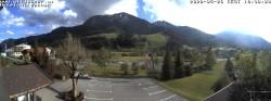 Archived image Webcam Hotel Wildanger - Zöblen 12:00
