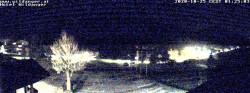 Archived image Webcam Hotel Wildanger - Zöblen 21:00