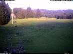 Archived image Webcam Panorama of the base station Wannejochbahn 00:00