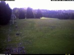 Archived image Webcam Panorama of the base station Wannejochbahn 08:00