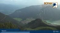 Archiv Foto Webcam Bergstation Rofan Seilbahn, Maurach am Achensee 19:00