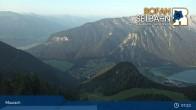 Archiv Foto Webcam Bergstation Rofan Seilbahn, Maurach am Achensee 01:00