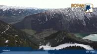 Archiv Foto Webcam Bergstation Rofan Seilbahn, Maurach am Achensee 22:00