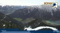Archiv Foto Webcam Bergstation Rofan Seilbahn, Maurach am Achensee 02:00