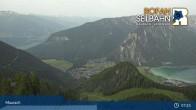 Archiv Foto Webcam Bergstation Rofan Seilbahn, Maurach am Achensee 06:00