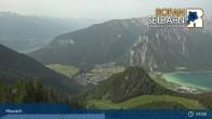 Archiv Foto Webcam Bergstation Rofan Seilbahn, Maurach am Achensee 08:00