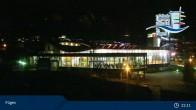 Archived image Webcam Erlebnistherme Zillertal Spa Fügen 21:00