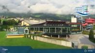 Archived image Webcam Erlebnistherme Zillertal Spa Fügen 03:00
