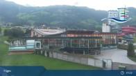 Archived image Webcam Erlebnistherme Zillertal Spa Fügen 13:00