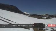 Archived image Webcam Base station of Fieberbrunn 06:00