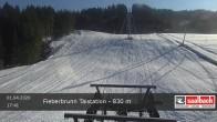 Archived image Webcam Base station of Fieberbrunn 12:00