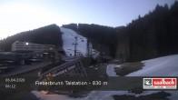 Archived image Webcam Base station of Fieberbrunn 00:00