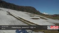 Archived image Webcam Base station of Fieberbrunn 02:00