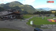 Archived image Webcam View from Streuboedenalm of Timoks Coaster 06:00
