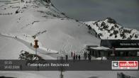 Archived image Webcam Top station Reckmoos lift 06:00