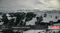 Archived image Webcam Top station Reckmoos lift 08:00