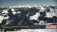 Archived image Webcam Top station Reckmoos lift 10:00