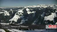 Archived image Webcam Top station Reckmoos lift 12:00