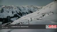 Archived image Webcam Top station Reckmoos lift 00:00