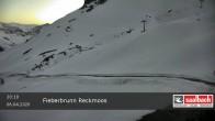 Archived image Webcam Top station Reckmoos lift 14:00