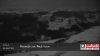Archived image Webcam Top station Reckmoos lift 16:00